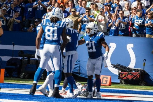 Colts at 49ers:Sunday Night Football Open Thread