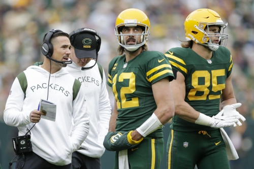 NFL opening lines for Week 8: Packers named underdogs vs Cardinals on Thursday
