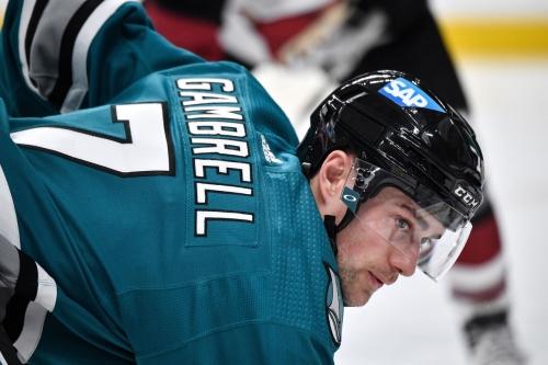 Dylan Gambrell traded to Ottawa Senators