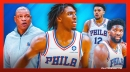 Sixers players, coaches open up on Tyrese Maxey's work at point guard