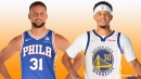 Stephen Curry comparisons boldly rejected by Seth Curry
