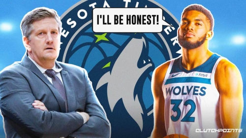 Karl-Anthony Towns slaps Timberwolves with harsh truth over team 'identity'