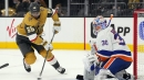 Sorokin, Islanders blank Golden Knights for second straight shutout
