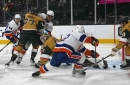 Golden Knights drop fourth straight in loss to Islanders