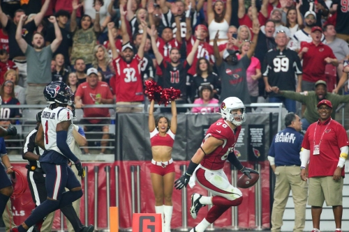 Bird Droppings: Arizona Cardinals roll to 7-0, Kliff Kingsbury is back, Zach Ertz gets first touchdown and more