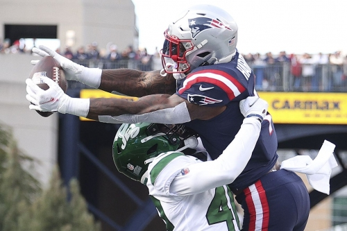The Lane Breakdown: 10 takeaways from the Patriots' blowout win over the Jets