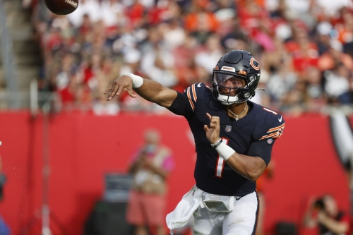 Notes: Bears humiliated in embarrassing loss to Buccaneers