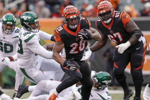 Jets Open As 10 Point Underdogs vs Bengals