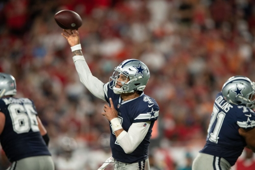 10 thoughts on the Cowboys season at the bye week