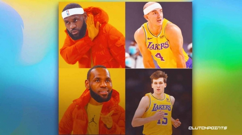 LeBron James stat proof that Lakers rookie is Alex Caruso 2.0