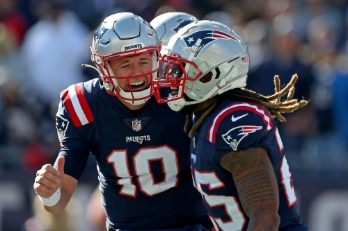 Final score not the only thing Patriots can feel good about after beating Jets 54-13