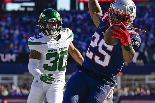 New England Patriots links 10/25/21 - Pats do the Hokey-Pokey on Jets, turn themselves around