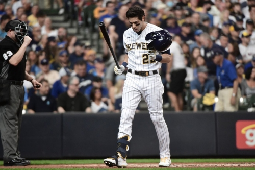 As Christian Yelich and the Brewers search for answers, they should start by revisiting his performance with the Marlins