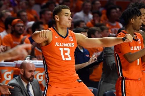 Illinois Basketball Player Preview: Benjamin Bosmans-Verdonk