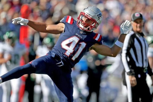 Patriots vs Jets snap count report: New England empties the bench in blowout