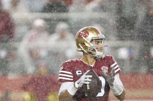 49ers vs. Colts snap counts: Garoppolo had three turnover worthy plays