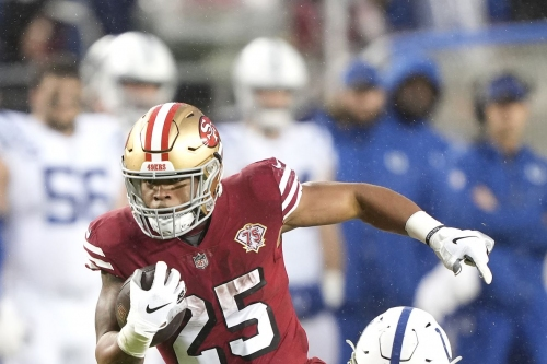 49ers open up as 3-point favorites over the Bears for Week 8