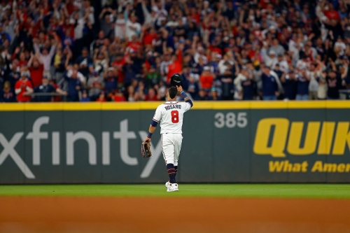 Eddie Rosario and Tyler Matzek both seized the moment in the NLCS