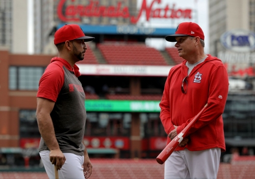 BenFred: Cardinals will have trouble fully turning page on Shildt until Marmol's Cardinals win bigger