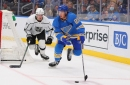 Kings at Blues GameDay Thread: Five Alive!