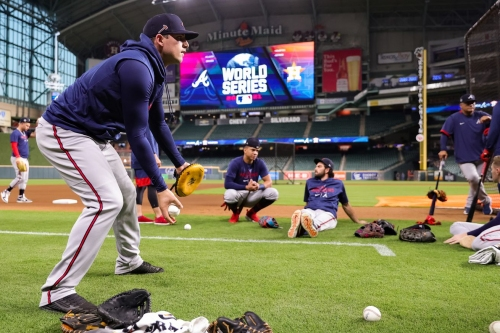 Battery Power: Who has the edge as Braves and Astros clash in World Series?