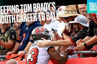 Keeping the ball from Tom Brady's 600th Touchdown Pass I People's Sports Podcast