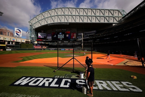 How to watch Game 1 of the World Series between the Braves and the Astros