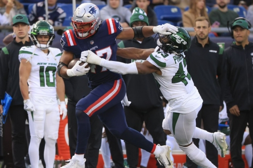 The Scho Show: The Patriots are rolling into form
