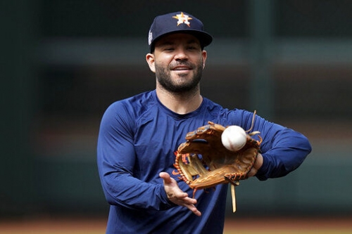 Tipsheet: Like it or not, Astros could slug their way to another title
