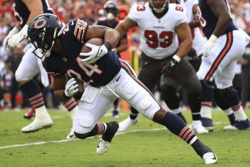 Bear & Balanced: Anything good happen on Sunday for Chicago?