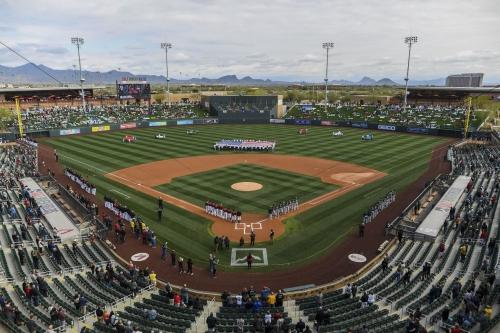Tuesday Rockpile: All six Arizona Fall League ballparks, ranked