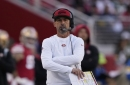 49ers in Five: Kyle Shanahan's comments on Jimmy Garoppolo and Trey Lance don't add up