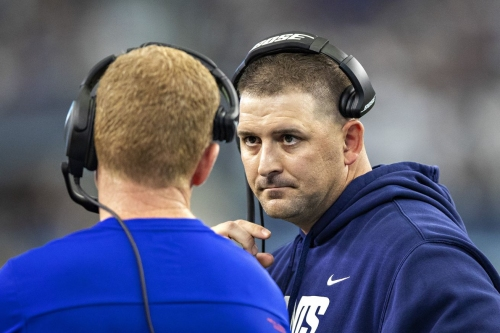 Off day 'things I think' about the New York Giants