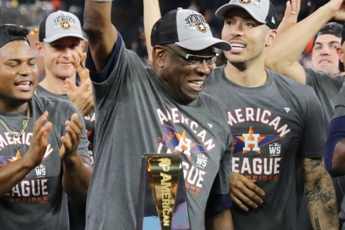 Does Dusty Baker's AL pennant put him over the top for the Hall of Fame?