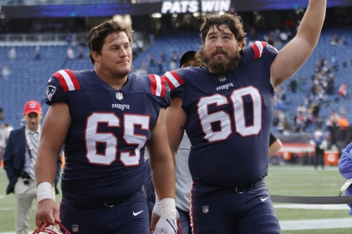 New England Patriots links 10/26/21 - O-line key to opening up the offense
