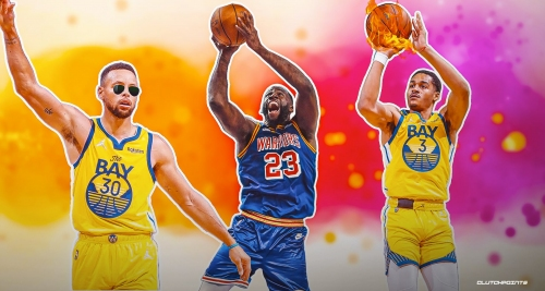1 pleasant surprise for the Warriors in Week 1 of the 2021-22 NBA season