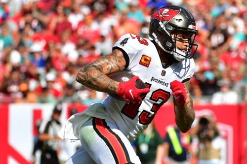 With 'Catch for Kids' Campaign, Mike Evans continues to give back to community