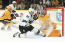 Sharks at Predators Preview: Hit a high note in Music City