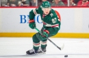 Evason confident Kaprizov will fix slow start