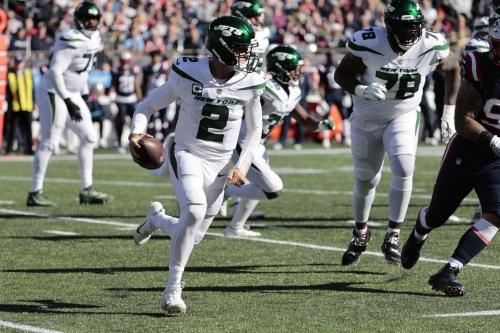 Podcast: Jets Lose Zach Wilson 2-4 Weeks; Trade for Joe Flacco