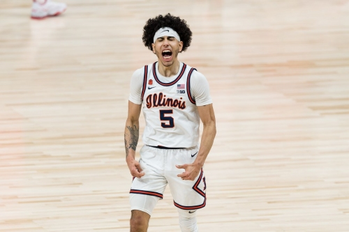 Illinois Basketball Player Preview: Andre Curbelo