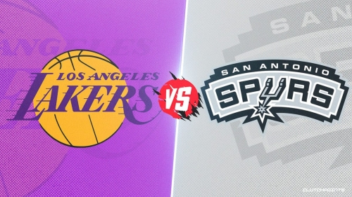 Lakers vs. Spurs prediction, odds, pick and more – 10/26/21