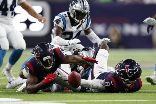 Rams-Texans: A battle of the NFL's have and have-nots at a time of great talent disparity