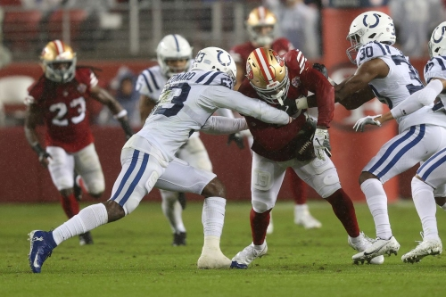 6 offensive mistakes that you can't blame Shanahan for against the Colts