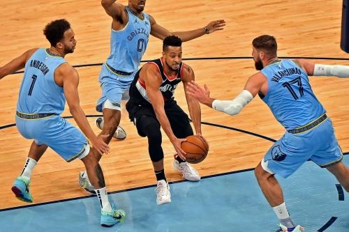 Portland Trail Blazers vs. Memphis Grizzlies Game Preview
