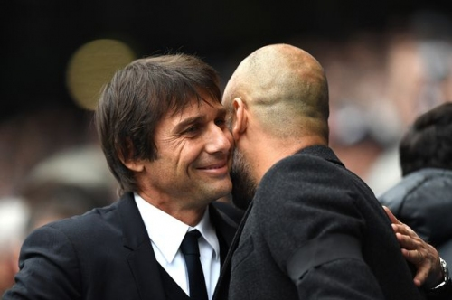 Antonio Conte arrival would complete trio to push Pep Guardiola and Man City to the next level