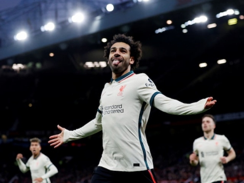FIFA 22 TOTW 6 revealed - Mohamed Salah, Mason Mount, David Alaba