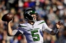 Mike White to Start for Jets vs. Bengals; Joe Flacco Won't Join Team Until Friday