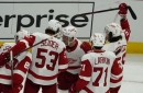 Red Wings @ Capitals Game Day Updates, Lines, Keys to the Game