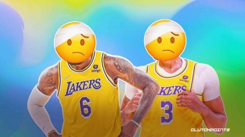 LeBron James', Anthony Davis' status for Lakers game vs. OKC, revealed
